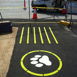 Custom Line Marking By South East Line Marking
