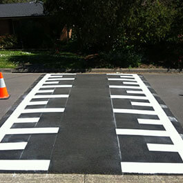 Road Line Marking By South East Line Marking
